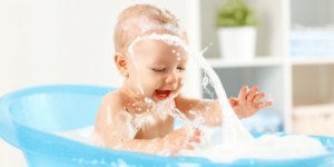 ¿Cómo elegir el gel limpiador para bebés?