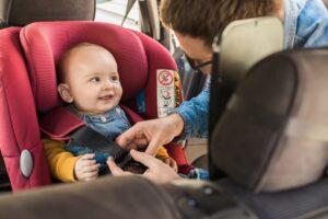 ¿Cómo elegir una silla de coche para niños?