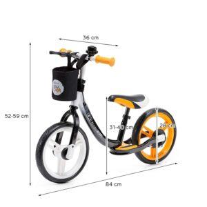 ★ ★ ★ TOP 10 bicicletas sin pedales con frenos