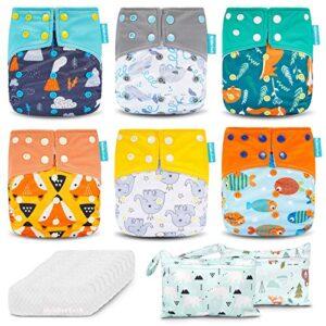 ★ ★ ★ TOP 10 de la marca de pañales lavables