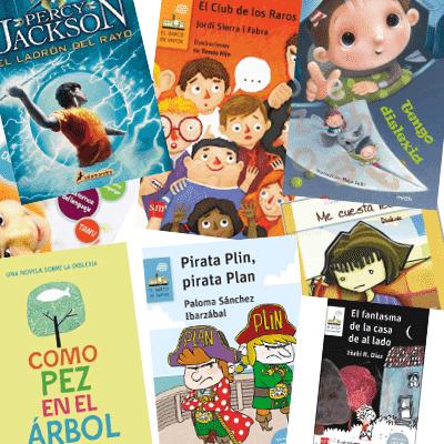 ★ ★ ★ TOP 10 libros para niños disléxicos