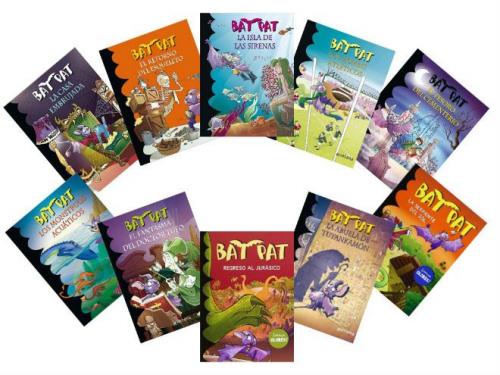★★★ 10 colecciones de libros para niños