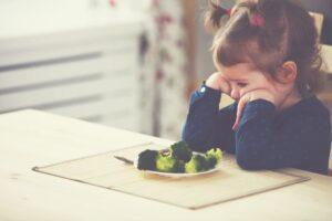 9 consejos para que los niños coman verduras