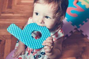 17 consejos para aliviar la dentición del bebé