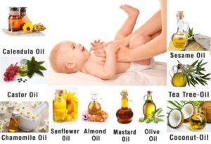 TOP 10 aceites de masaje para niños