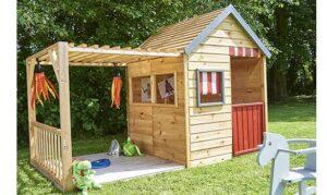 TOP cabañas de madera para niños