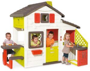 TOP 10 caseta de jardín de plástico para niños