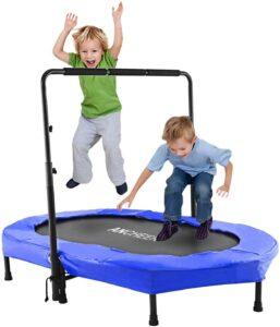 TOP 10 de la marca de trampolines para niños