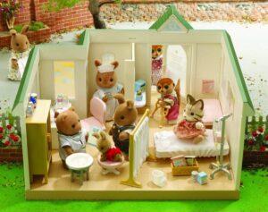 ▶ TOP 10 juguetes domésticos Sylvanian