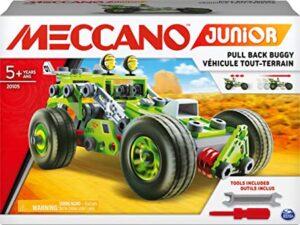 TOP 10 niños de Meccano