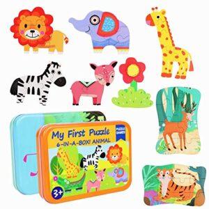 TOP 11 puzzles para niños